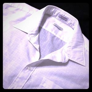 Authentic Vintage Christian Dior white dress shirt